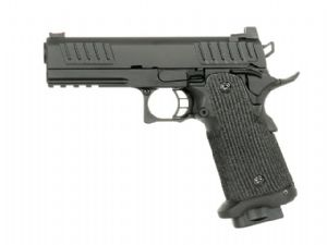 ARMY R603 High Capacity 4.3  DVCP Style GBB Pistol with Full Marking Custom